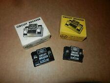 2 MARX  #409  Circuit Breakers, OB,  Original