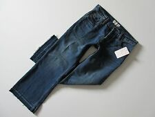 NWT Free People Chelsea in Jacob Release Hem Rigid Crop Flare Jeans 26 $98