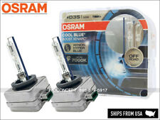 D3S Osram Xenarc Cool Blue Boost 66340CBB HID Xenon Headlight Bulbs (Pack of 2)