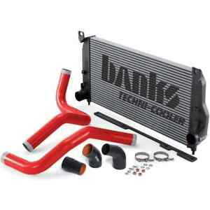 Banks Techni-Cooler Intercooler for 2004.5-2005 GMC/Chevy 6.6L Duramax LLY 25978