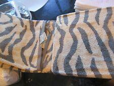 Pottery Barn Zebra bath towel New wo tag