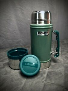 Stanley Thermos 24 Ounce Stainless Steel Insulated Complete