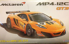 1/24 McLaren MP4-12C GT3 - Fujimi Real Sports Car Series RS-44 (Crushed Box)