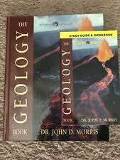 Wonders of Creation The Geology Book by Morris + Study Guide & Workbook