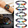 Hot Natural Stone Beads Bracelets Tiger Eye Turquoise Casual Men Women Jewelry