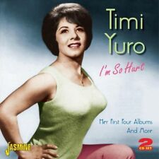 Timi Yuro : I'm So Hurt: Her First Four Albums and More CD (2013) ***NEW***