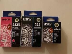 Epson printer cartridges - 252 series