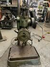 Burgmaster 6 station Spindle Turret Drill Press 1/3 HP Model B? Tapping Drilling