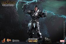 Hot Toys DIECAST Marvel Iron Man 2 Whiplash Mark II 2 1/6 Scale Figure Sealed