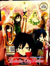 Mekakucity Actors ~ Kagerou Project (Chapter 1 - 12 End) ~ DVD ~ Eng Sub ~ Anime