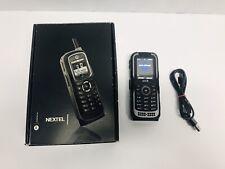 Motorola Nextel i365 Walkie Talkie Cell Phone - Moti365Kit - In Original Box