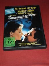 """Katharine Hepburn,Robert Taylor,Robert Mitchum in """"DER UNBEKANNTE GELIEBTE"""""""