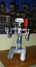 Johnny 5 corto circuito robot 15 cm stupendo! Short circuit TV 80 3d pla