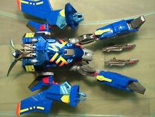 "Transformers 1999 Beast Machines 10"" Ultra Jetstorm Incomplete C-6 Hasbro!!!!!!!"