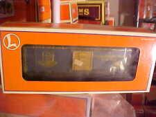 LIONEL----# 39202-----LIONEL CENTENNIAL BOX CAR