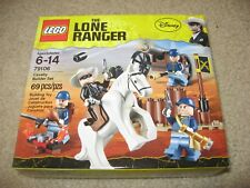 LEGO 79106 The Lone Ranger Cavalry Builder BRAND NEW SEALED