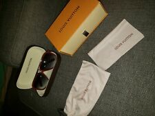 Louis Vuitton Evidence Sunglasses Red