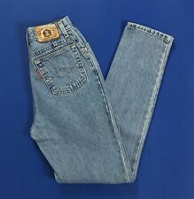 Laura Biagiotti w27 tg 40 41 Bear bazaar jeans carota hot boyfriend slim T879