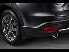 2016 2017 2018 2019 Mazda CX9 rear mud guards oem new !!!