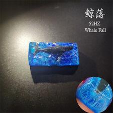 52Hz Whale Fall Handmade Keycaps 2.25X Resin Enter Key Cap For Cherry Mx Keypad