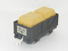 "THOMAS THE TANK ENGINE TOMY/TRACKMASTER ""BLACK TRUCK & COVERED FREIGHT ""EC"