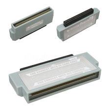De 60 a 72 Pin Adaptador Convertidor Para Famicom a la consola Nintendo NES NTSC PAL