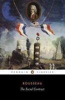 The Social Contract (penguin Classics): By Jean-Jacques Rousseau