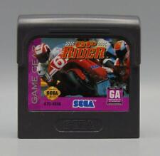 GP Rider (Sega Game Gear, 1990) Cartridge Only