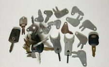 Large Lot of Construction Equipment and Other Equipment Keys
