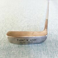 T-Line V Putter. 34 inch - Good Condition, Free Post # 10080