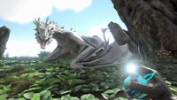 ark survival evolved XBOX PVE Level 185 Fire Wyvern Clone