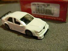 1/87 Herpa Alfa Romeo 155 V6 TI DTM 1996 weiß 022293