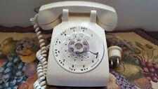 telefono anni 80 Vintage colore bianco  disco fatme funzionante