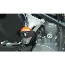 LSL Montagekits KTM Super Duke 990 Supermoto 990 + Adapterplatten A orange 550KT