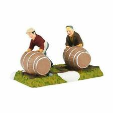 Dept 56 New England Aged To Perfection, Ready To Roll Village Jack Daniel's *