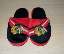 Chicago Blackhawks NHL Forever Slipper Size Men's Medium 9-10