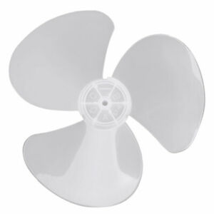 Universal 12 inch Plastic Fan Blades Replacement Parts for Stand / Table Fanner