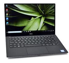 Dell XPS 13 9360 QHD+ UltraBook: Core i7-7500U, 256GB, 8GB RAM, VAT, 1.2KG