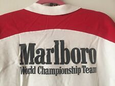 F1 Racing official Formula 1 polo Small Marlboro Same as McLaren Honda Crews