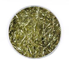 20 Grams Shiny Gold Foil Shredded - Hamper Shred Gift Box Packaging Filler