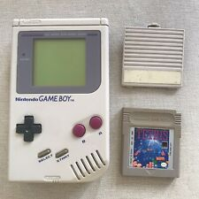Console Nintendo GAME BOY tm DMG + TETRIS game ORIGINAL Genuine Nintendo