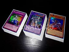Yugioh Complete Buster Blader Deck + Ultra Pro Sleeves! Tournament Ready! Holos!