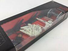 Star Wars Black Series Titanium Force Awakens Die-cast Vehicle Box Set Of 4, NEW