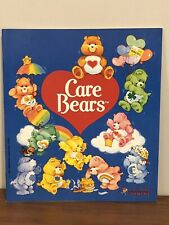 New Care Bears Sticker Album panini Vintage 1985 Excellent Condition