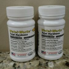 100ct Water Works Total Hardness Water Test Strips 0-1000ppm