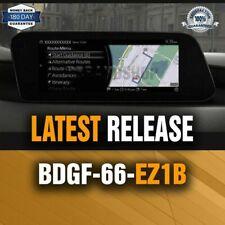✅ 2020-2021 Mazda Cx30, Mazda 3 Us, Canada Navigation Card Bdgf66Ez1B