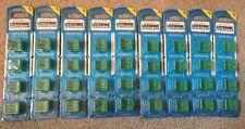New Listerine Ultraclean reach Access Flosser Refills Mint 28 ct Floss -9 Packs