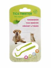 OTom Tick Twister Picker Remover Removal Tool Remove Ticks Safely Pack of 2