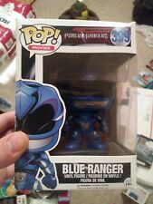 Funko  POP Movies Power Rangers  Blue Ranger #399 Vinyl Action Figure