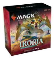 Ikoria Lair of Behemoths Prerelease Kit Box - Magic Booster Kit - New Sealed MTG